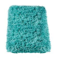 home decorators area rugs home decorators collection ultimate shag turquoise 8 ft x 10 ft