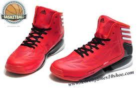 Adizero Crazy Light 2 Adidas Adizero Crazy Light 2 Derrick Rose Shoes Red Discou Outlet