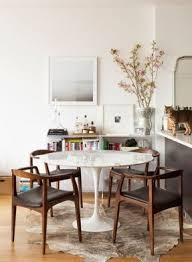 Marble Dining Room Table And Chairs Marble Dining Table Set Foter