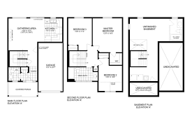 second empire floor plans home