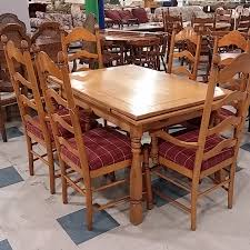 Habitat Dining Table Dining Table And Chairs Morris Habitat For Humanity Restore