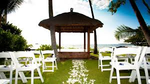 wedding venues on island royal kona resort weddings on the big island of hawaii