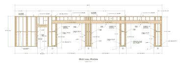 wonderful 4 car garage dimensions sizes and design plans designs 4 car garage dimensions