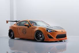 custom subaru brz wide body seibon international
