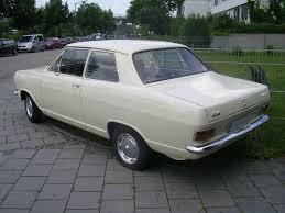 1973 opel manta luxus opel kadett b
