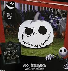 Airblown Halloween Inflatables by Jack Skellington