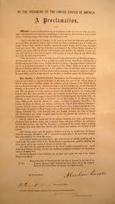 thanksgiving proclamation slide 1