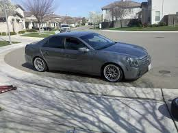 lowered cadillac cts hotchkis lowering springs page 4