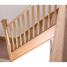 Oak Stair Banister Oak Stop Chamfer Spindle Baluster 41 X 900mm Heritage Collection