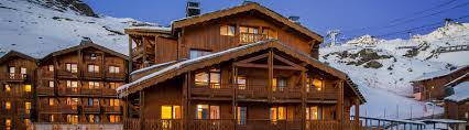 le chalet val 2400 val thorens madame vacances