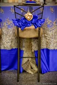 Royal Blue Chair Sashes 223 Best Wedding Chair Decor Images On Pinterest Wedding Chairs