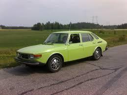 green opal car saab 99 combi coupé my 1976 opal green combi coupé lahti411