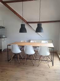 Esszimmer Lampe Rund Nu Met Hektar Lampen Van De Ikea Kitchen Pinterest