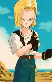 android 18 and cell cell jr vs android 18 dreager1 s