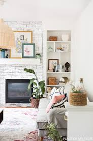 how to make ikea billy bookcase built ins place of my taste