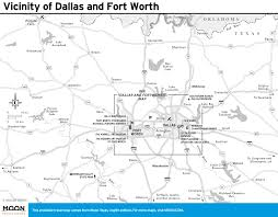 Ft Worth Map Not Buried In Granbury Moon Travel Guides
