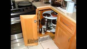 Corner Kitchen Cabinet by Kitchen Cupboard Hinges Youtube