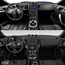 Nissan 370z Interior 350z Vs 370z Which One Is Actually Better