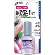 amazon com nutra nail 12670 green tea nail growth treatment