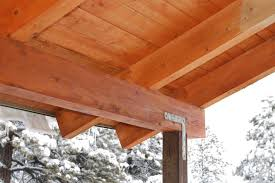 How To Build A Pergola Roof by How To Design A Deck Roof Hunker
