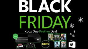 xbox one black friday xbox south africa extends black friday console deals
