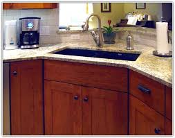 Attractive Corner Sink Kitchen Rug Kitchen Sink Rugs Ls Kitchen - Corner sink kitchen cabinets