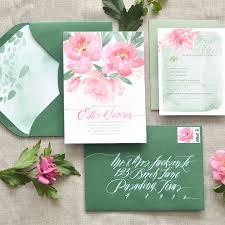 watercolor wedding invitations kawaiitheo