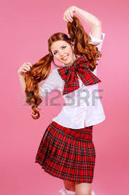 Poodle Teen Skirt Costume