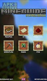 minecraft 8 1 apk free mineguide 1 8 minecraft guide for android free at apk
