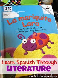 How Do You Say Bedroom In Spanish by For The Love Of Spanish Learn Spanish With Books