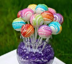 cake pop bouquet multicolor accents cake pops hunny do cake pops
