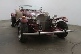 Classic Cars For Sale In Los Angeles Ca 1974 Excalibur Series Ii Phaeton Beverly Hills Car Club