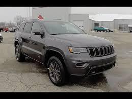grey jeep grand cherokee 2016 2016 jeep grand cherokee limited 75th anniversary edition 4x4 18330