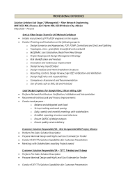 Resume For Architecture Job 30 Professional And Well Crafted Network Engineer Resume Samples