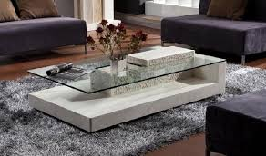 Glass Modern Coffee Table Sets Modern Coffee Table Weliketheworld