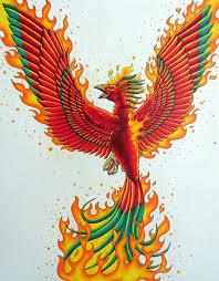 phoenix tattoo design by k pepper on deviantart