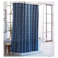 blue shower curtains u0026 liners target
