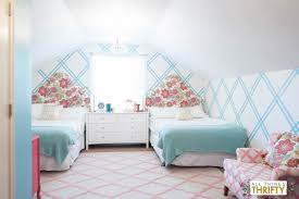 Girls Tween Room Ideas Gold Turquoise And Pink Bedroom - Girl tween bedroom ideas