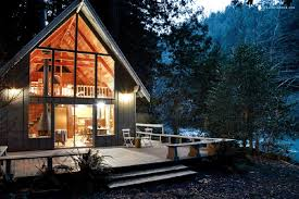 cool log cabins glamping collections glamping hub