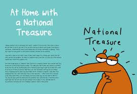 a treasury of cartoons first dog on the moon 9780733334108