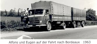 german opel blitz truck sugar beets and transport