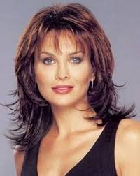 latest layered shaggy hair pictures medium layered shag hairstyles hairstyle for women man