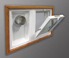 basement window exhaust fan amazon com dryer vent and hopper window combination 32 w x 18 h