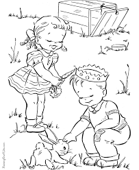 coloring child god helpful child coloring