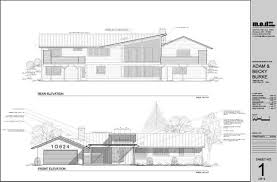modern farmhouse elevations house elevation drawing wecleanairducts