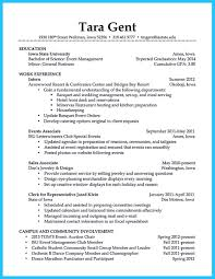 Event Resume Template 30 Sophisticated Barista Resume Sample That Leads To Barista Jobs