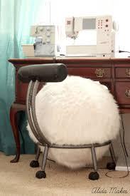 Pink Fur Chair Design Ideas For Fur Office Chair 123 Fur Desk Chair Ebay Desk