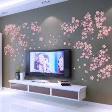 3d Wallpaper Home Decor 3d Wallpaper Sakura Reviews Online Shopping 3d Wallpaper Sakura