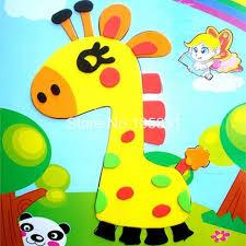shop puzzle craft animals scrapbook 3d paste