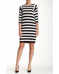 sweet deal on joan vass stripe dress at nordstrom rack womens